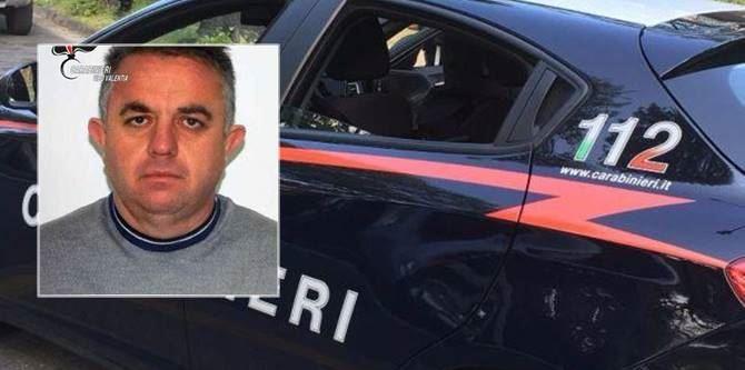 Ndrangheta, viola sorveglianza: arrestato Francesco La Rosa