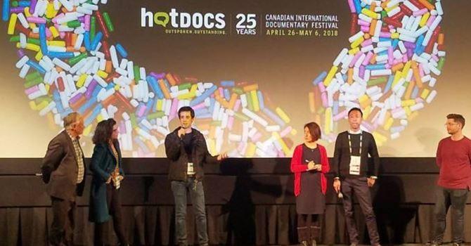Enrico Maisto premiato a Toronto