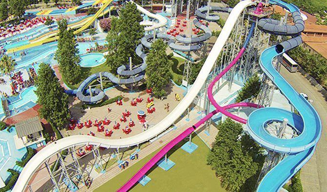 Il parco Odissea 2000