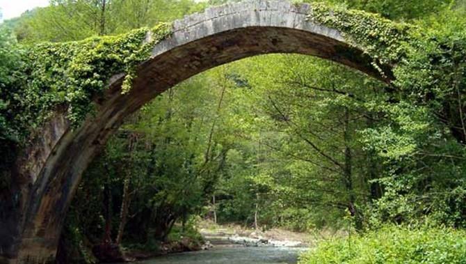 Il ponte di Scigliano