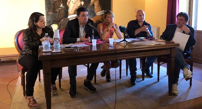 La conferenza stampa del Cetraro Summer Fest