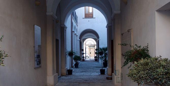 Scorcio di Palazzo Teotino Nieddu del Rio
