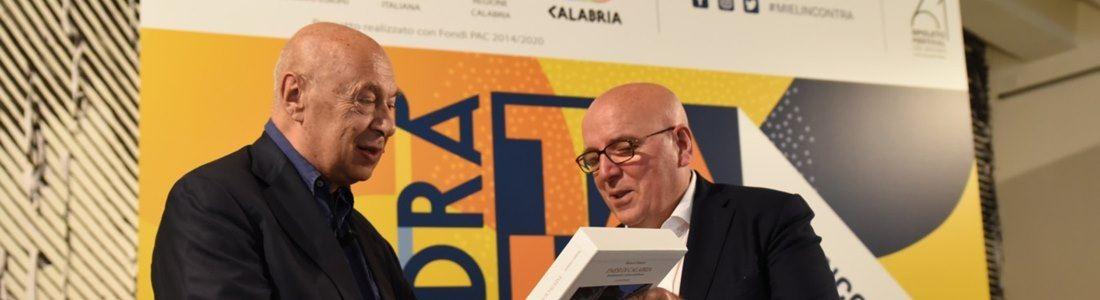 Paolo Mieli e Mario Oliverio