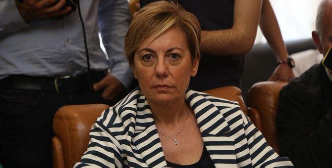 L'assessore regionale all'ambiente Antonella Rizzo