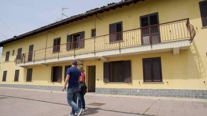 La villa confiscata al boss Pasquale Molluso