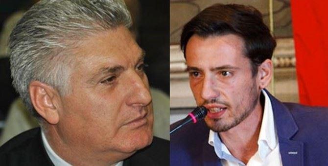 Mario Magno e Francesco De Sarro