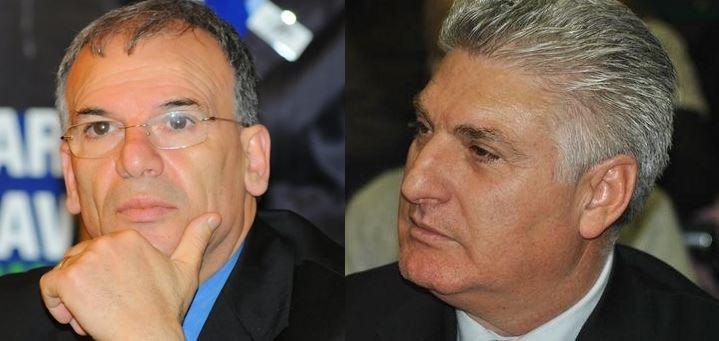Domenico Tallini e Mario Magno