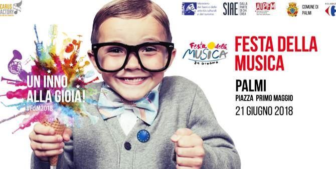 Palmi, festa della musica