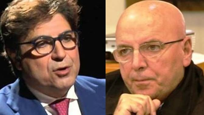 Paolo Furgiuele e Mario Oliverio