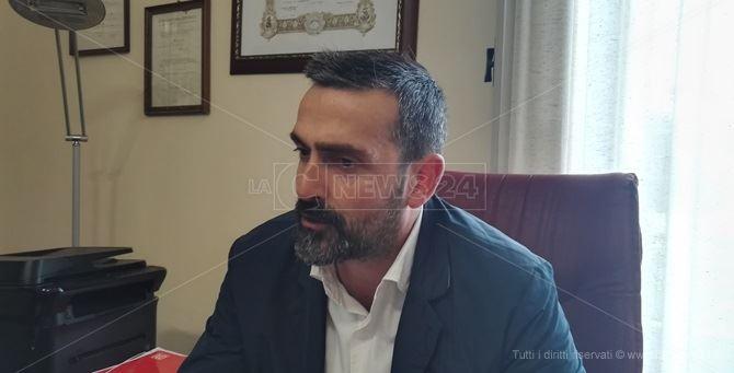Il coordinatore cittadino di Forza Italia Giovanni Macrì