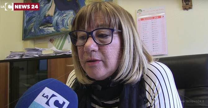 La dirigente Adriana Teti