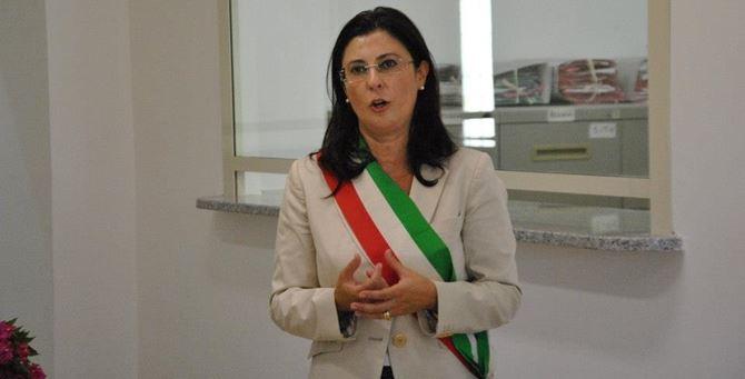 L'ex sindaco di Isola Capo Rizzuto Carolina Girasole