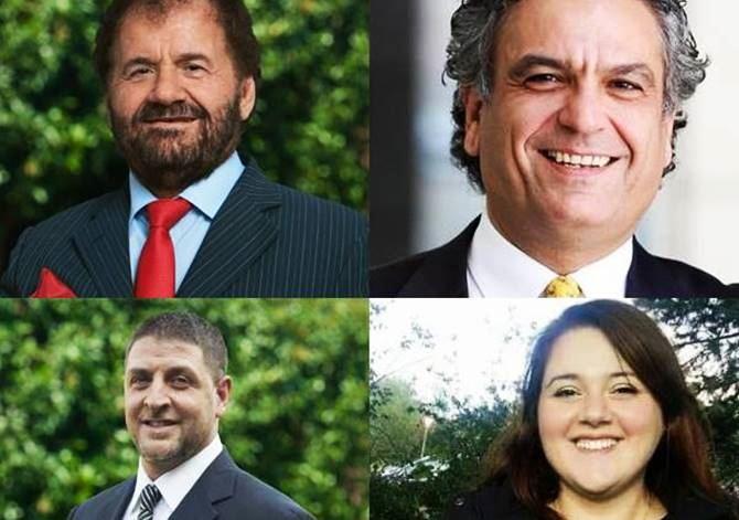 Estero hanno origini calabresi 4 parlamentari eletti for Parlamentari calabresi