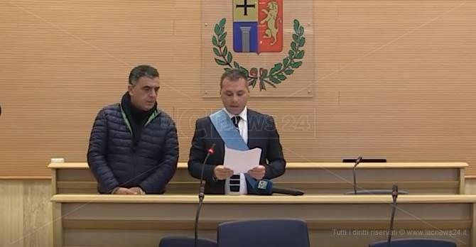 Salvatore Solano, neo presidente della Provincia di Vibo