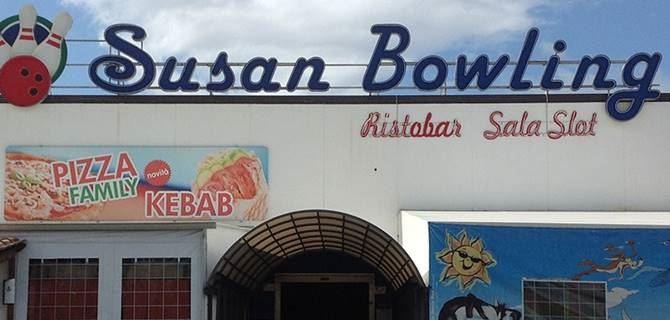 Il Susan Bowling di Gioia Tauro