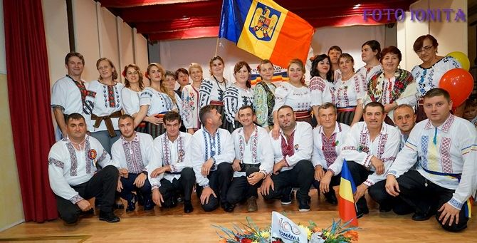 La comunità romena festeggia a Lamezia