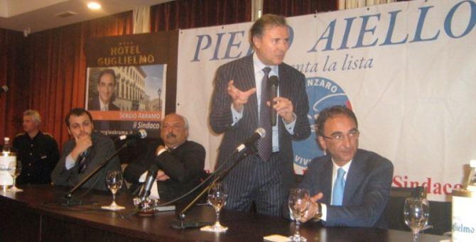 Piero Aiello e Sergio Abramo