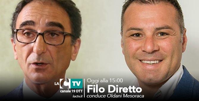 Sergio Abramo e Salvatore Solano