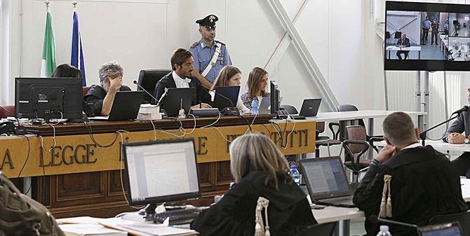 L'ultima udienza del processo Aemilia