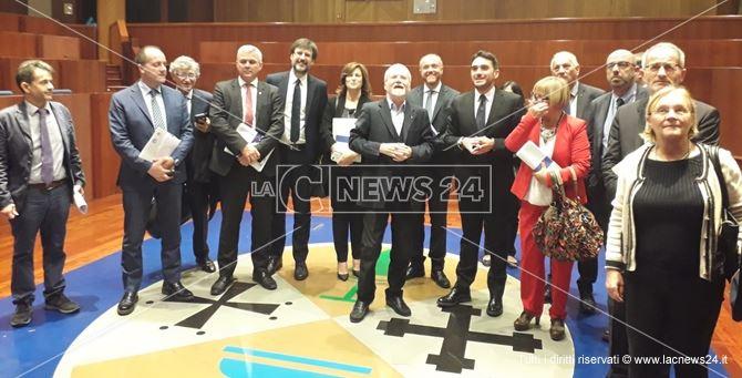L'assemblea plenaria dei presidenti di Regione
