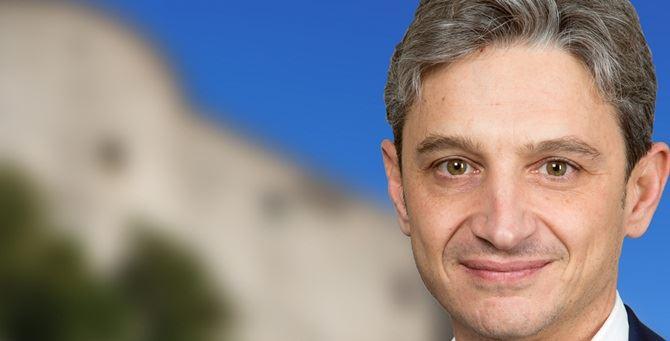 Il senatore di Forza Italia Giuseppe Mangialavori