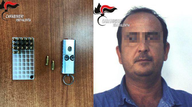 Imprenditore arrestato a Nicotera