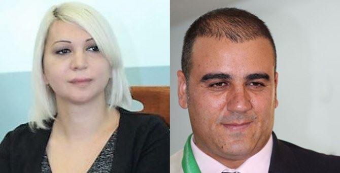 Alessia Bausone e Gianluca Cuda