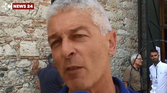 Il senatore del M5s Nicola Morra