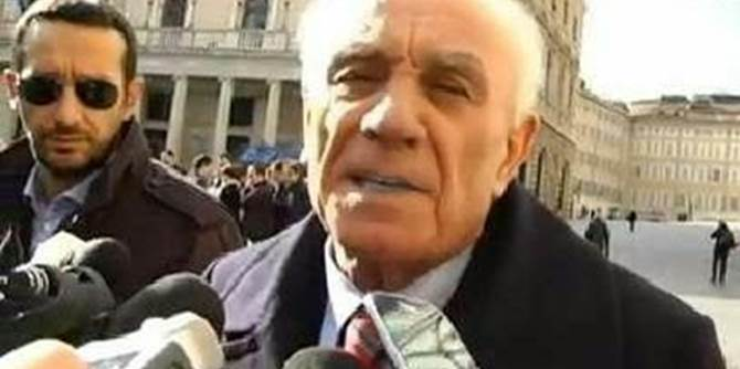 Domenico Madafferi, ex sindaco