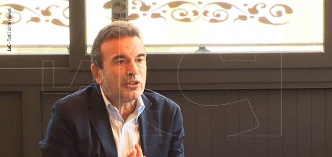 Gianni Speranza, già sindaco di Lamezia Terme