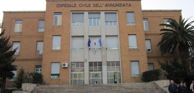 Cosenza, ospedale dell'Annunziata