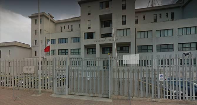 Crotone, Comando provinciale Gdf