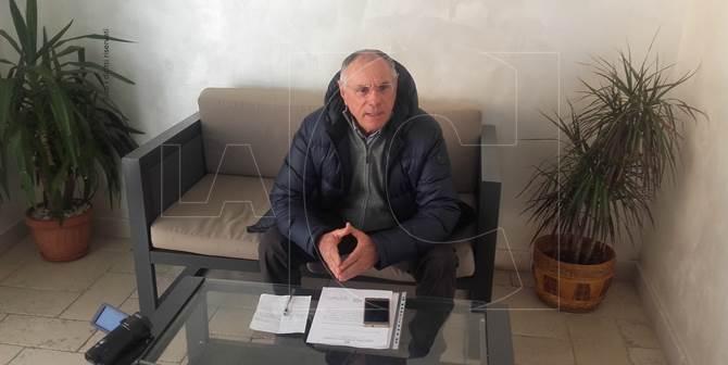 L'ex sindaco di Gioia Tauro, Aldo Alessio