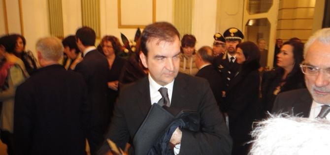 Il sindaco Mario Occhiuto