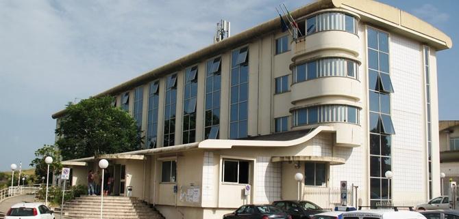 Palazzo provincia Vibo Valentia
