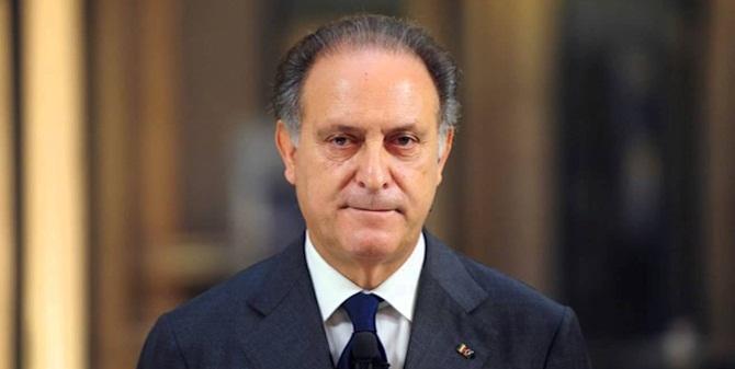 Lorenzo Cesa, segretario nazionale Udc