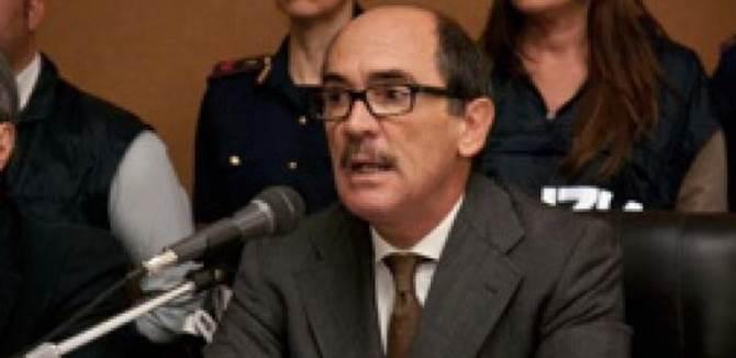 Reggio Caloabria, il procuratore De Raho