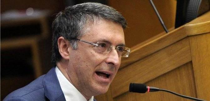 Il presidente dell'Anac, Raffaele Cantone