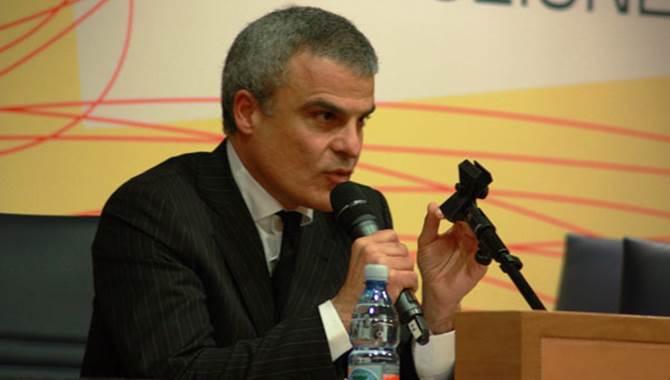 Il presidente Unindustria, Natale Mazzuca