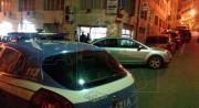 La tabaccheria rapinata a Cosenza