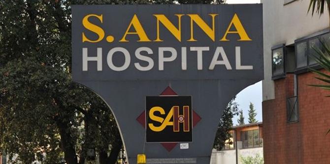 Catanzaro, San'Anna Hospital