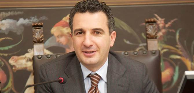 Orlandino Greco, consigliere regionale