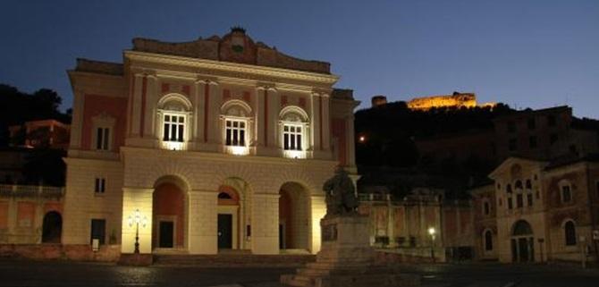 Teatro Rendano, Cosenza