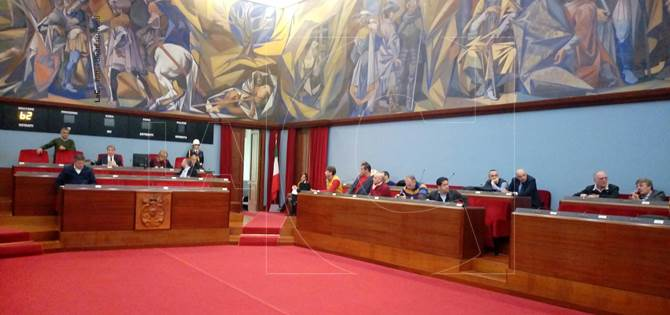 Il Consiglio comunale di Rende di Catanzaro