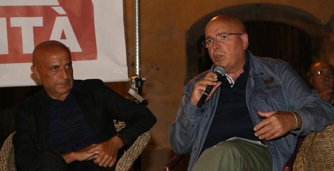Marco Minniti e Mario Oliverio