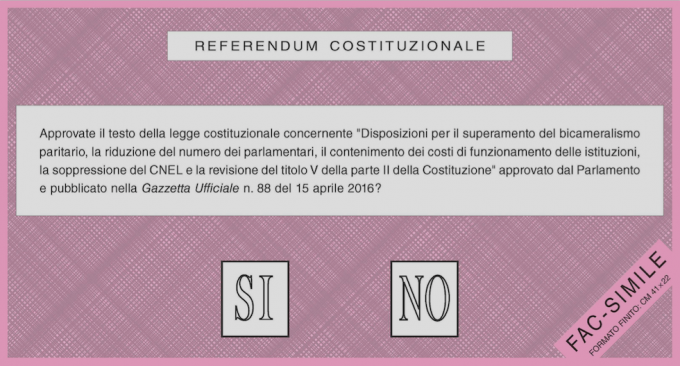Referendum: alle 19 65,91% votanti in ER