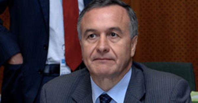 Il viceministro Filippo Bubbico