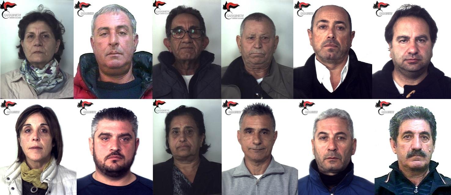'Ndrangheta, in manette 26 affiliati al clan Condello ...
