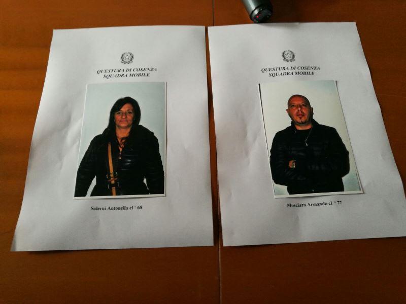 Furti e truffe agli anziani, la Polizia di Cosenza arresta due persone