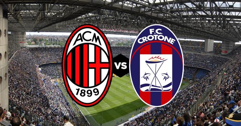 Milan Crotone, il tecnico Nicola: